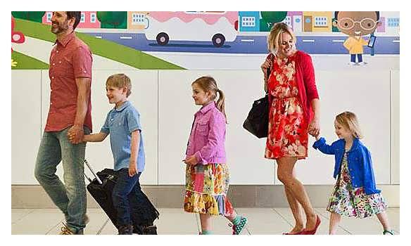Tips Memilih Hotel saat Liburan Bersama Anak-anak