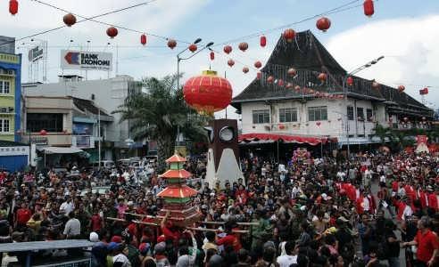 Grebeg Sudiro, Suatu Tradisi Baru yang Menjunjung Tinggi Keragaman Suku Bangsa