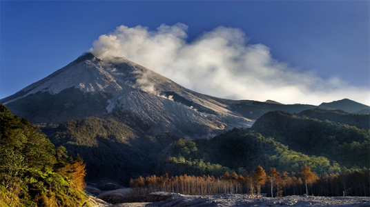 Kaliurang, Tempat Peristirahatan Geolog Belanda