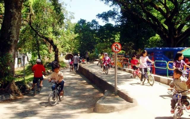 Taman Lalu Lintas, Tempat Wisata Edukatif dan Rekreatif