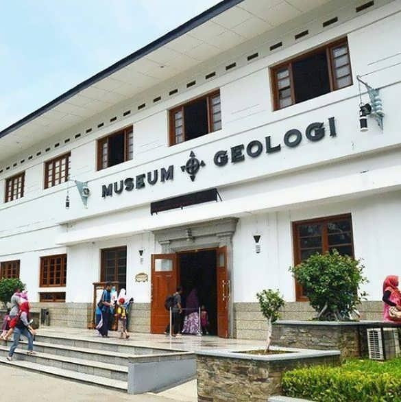 Museum Geologi, Bukti Bahwa Indonesia Kaya Bahan Galian
