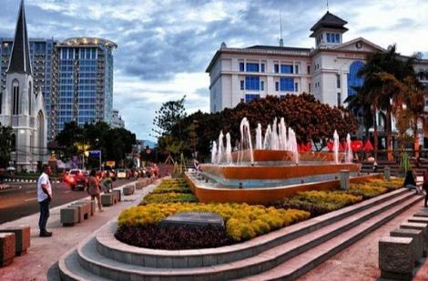 Taman Vanda Bandung