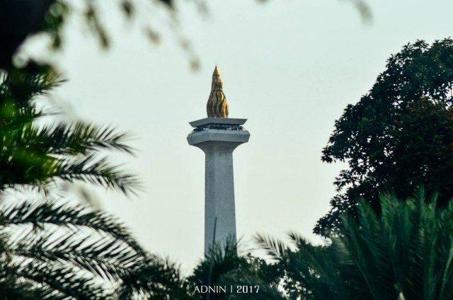 Monumen Nasional (foto: Instagram @adnink_ur)
