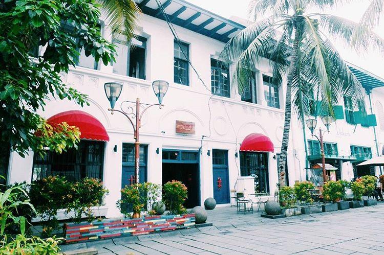 Museum Fatahillah di kawasan Kota Tua Jakarta (foto: Instagram @rika1909)