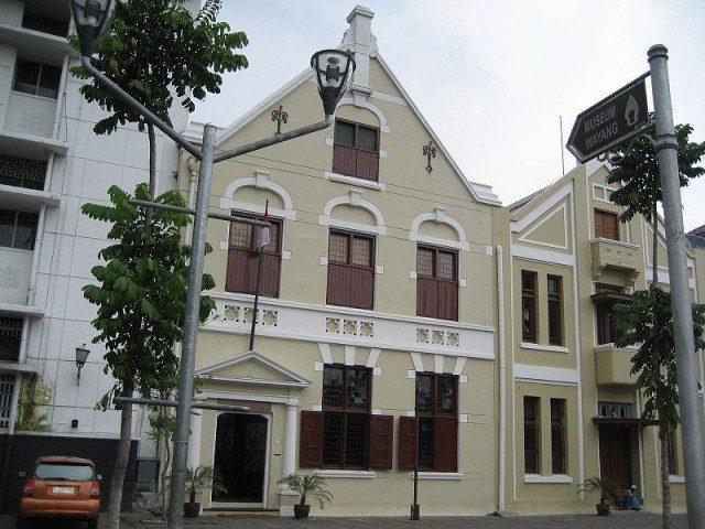 Museum Wayang (foto: Wikipedia)