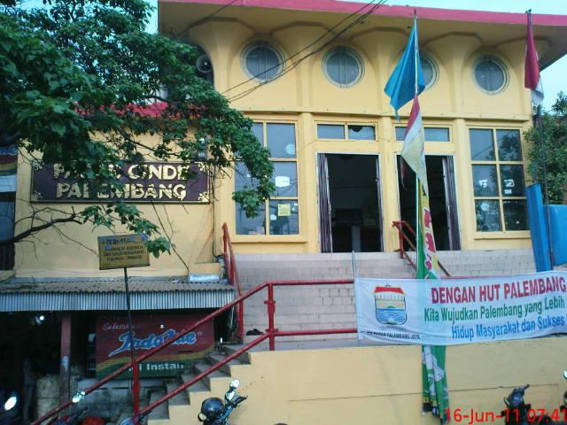 Pasar Cinde Palembang