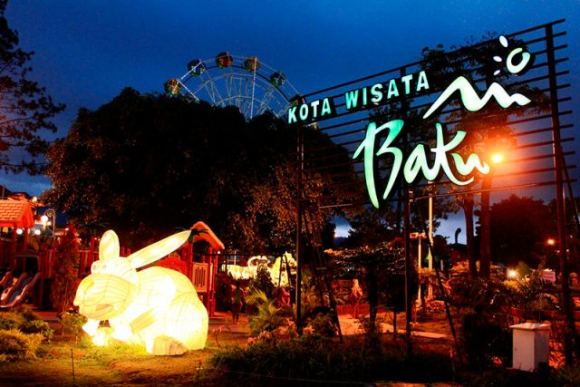 Kota Wisata Batu Malang