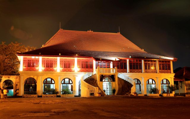Museum Sultan Badaruddin II (foto: https://www.flickr.com/photos/52862926@N03/5973769856)
